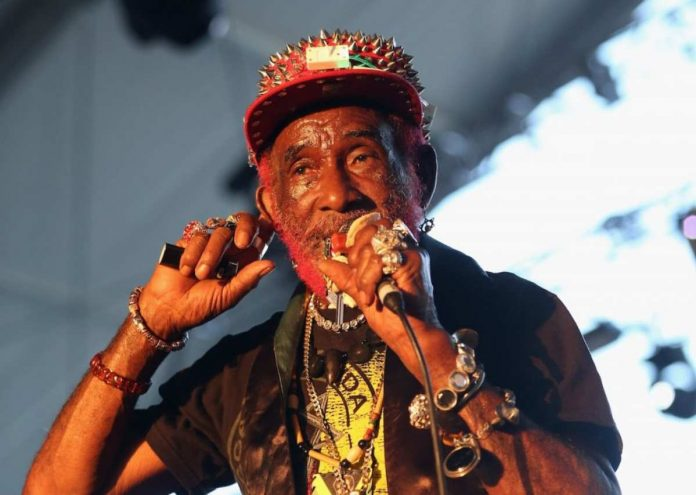 lee scratch perry reggae