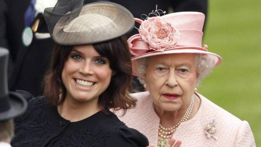 principessa eugenia (e regina)