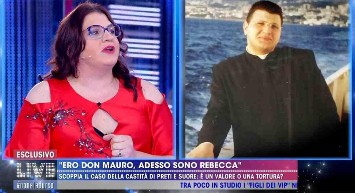 Rebecca De Pasquale Barbara D'Urso