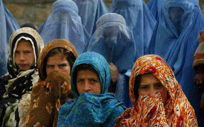 talebani matrimoni forzati