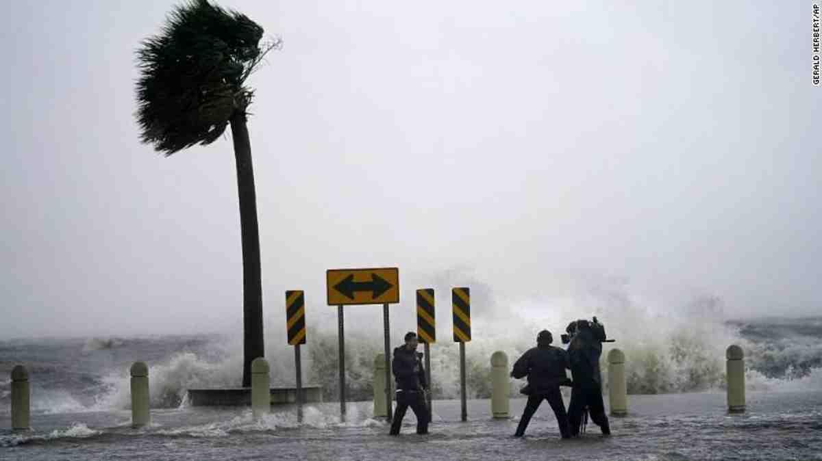 uragano ida stati uniti