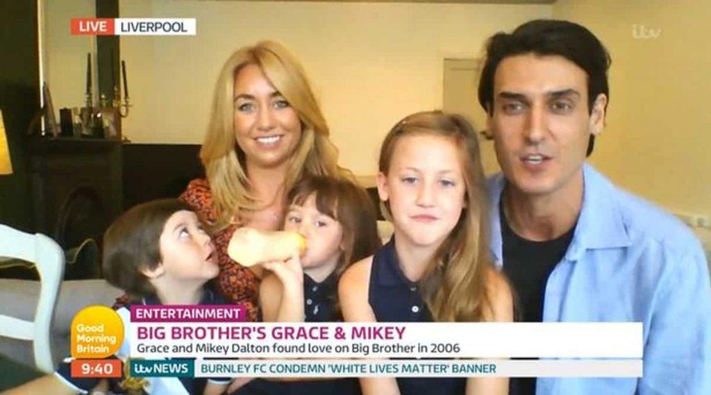 Grace-Adams and children