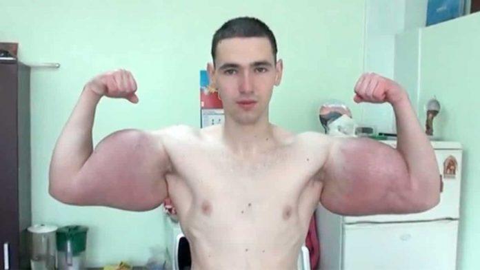 bazooka arms