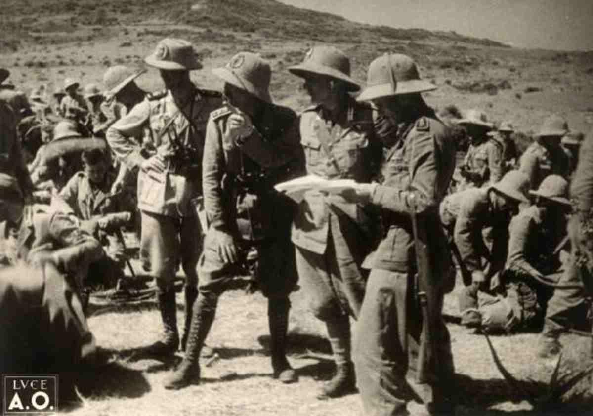 Campagna di Etiopia campagna dell'Amba Aradam