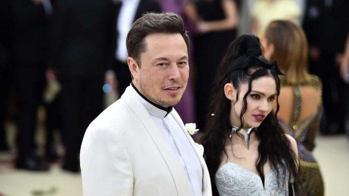 Elon e Grimes