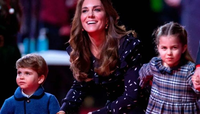 Kate Middleton e Charlotte