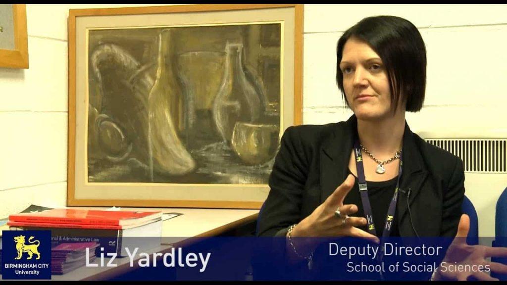 Liz Yardley