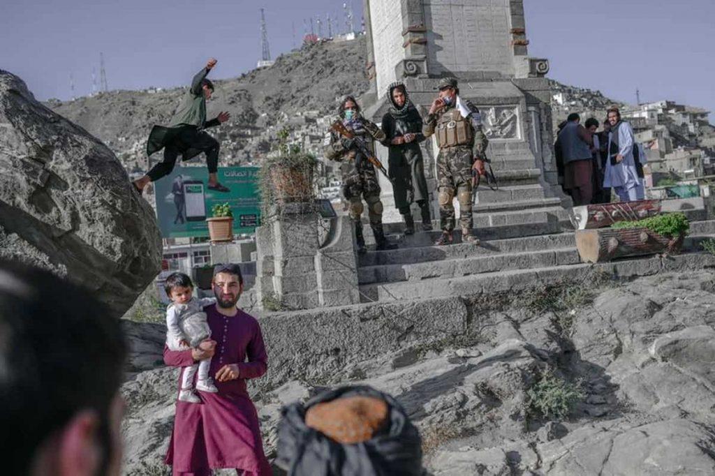Talebani in riposo