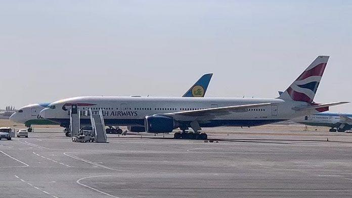 aereo dirottato uzbekistan