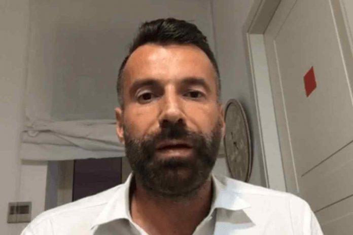 Alessandro Zan mykonos deputato lega bacio