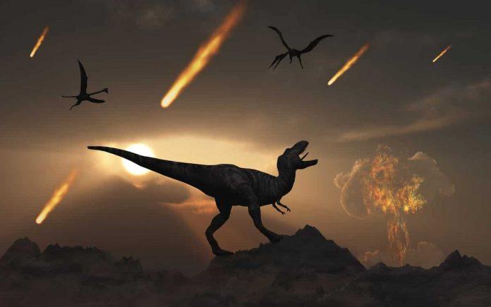 asteroidi e dinosauri