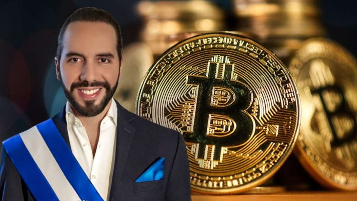 bukele bitcoin