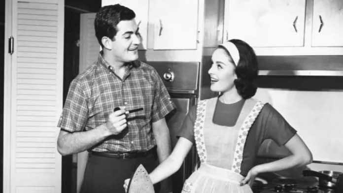 casalinghe anni 50