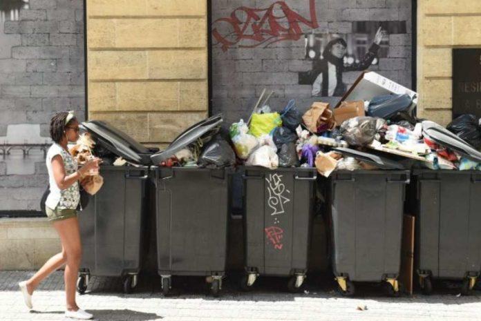 catania rifiuti