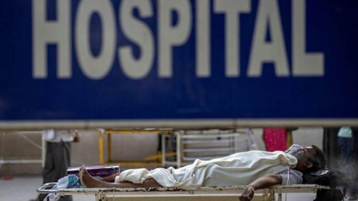 covid india ospedali