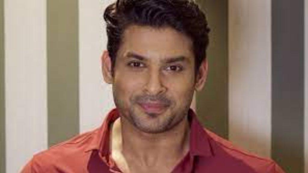 sidhart shukla attore