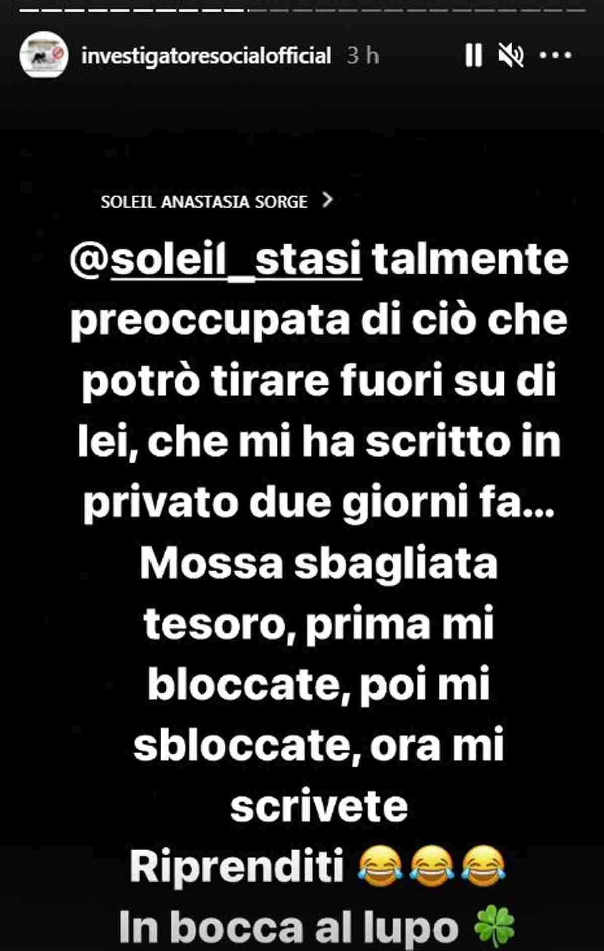 soleil-sorge-investigatore-social-alessandro-rosica-gossip