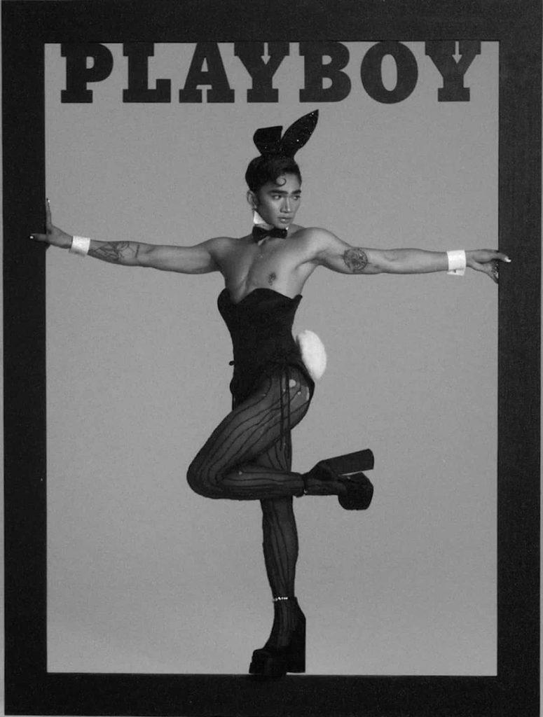 Primo gay in copertina