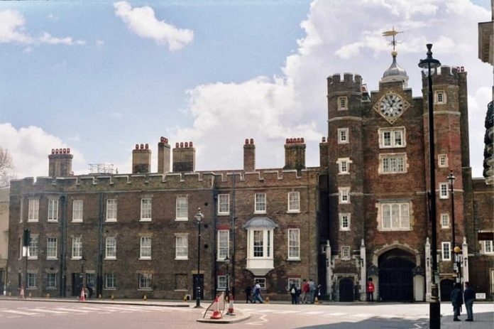 St James Palace