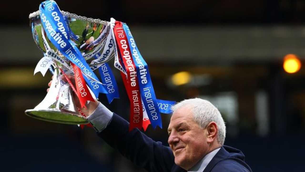 Lutto nel mondo del calcio, morto l'iconico manager di Rangers e Scozia Walter Smith