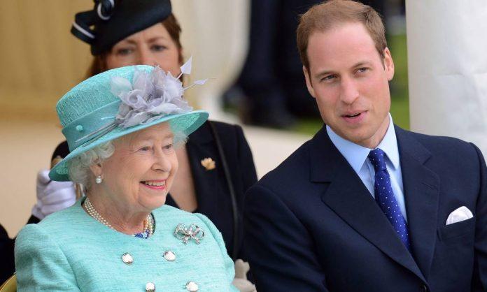William e la Regina