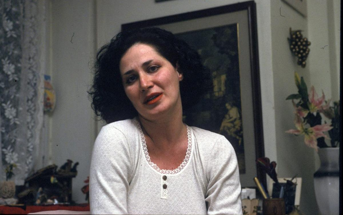 Massacro del circeo Donatella Colasanti