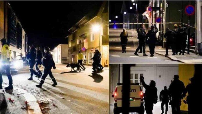 strage norvegia