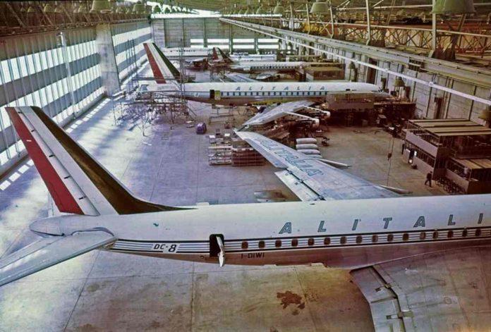 Storia di Alitalia
