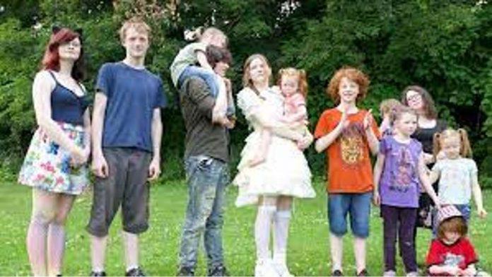 veronica merritt dodici figli